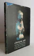 Chinese Art from the Cloud Wampler & Other Collections 1969 Ceramics Bronzes HC