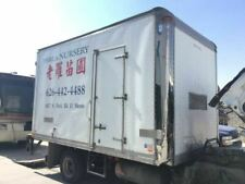 07 Mitsubishi Fuso USED ROYAL TRUCK BODY 14' Dry Van Box Bed w Side Doors Entry