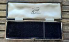 Vintage Wristwatch Presentation Box from Goldsmiths & Silversmiths Hartlepool