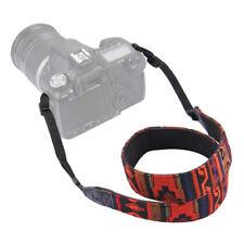 Vintage Camera Neck Straps Shoulder Straps Adjustable For Nikon Canon Fuji Sony