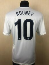 ENGLAND 2013/2014 ROONEY HOME FOOTBALL SOCCER JERSEY SHIRT NIKE ADULT SIZE XL
