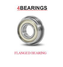 FLANGE BEARINGS ZZ TYPE *** PLEASE CHOOSE SIZE ***