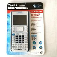 Texas Instruments Ti-nspire CX II - Graphing Calculator
