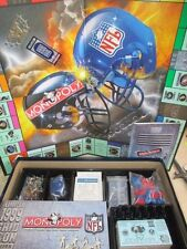 MONOPOLY NFL GRID IRON LIMITED EDITION 1999 (COMPLETE)