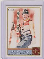 2011 ALLEN & GINTER PICABO STREET CARD #232 OLYMPIC ALPINE SKIING GOLD MEDALIST