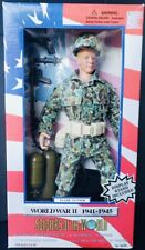 "Vintage Soldiers of the World 12"" World War II Action Figure Doll (Flame Gunner)"