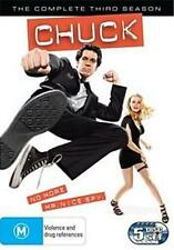 CHUCK Season 3 : NEW DVD