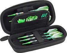 USA GEAR Hard Shell Dart Case Dart Holder for 8 Darts and Accessories