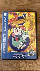 Mega Bomberman (SEGA Mega Drive, 1994)
