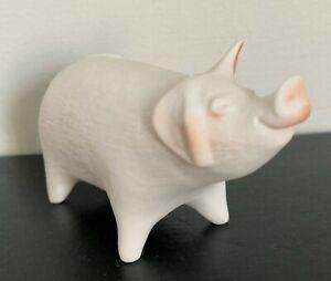 Highbank Porcelain pig Lochgilphead Scotland