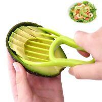 Rebanadora de Aguacates 3 en 1 pelador de hueso cuchillo utensilio para cocina