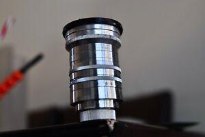 Cooke IVOTAL  50mm F1.4 C Mount Lens Bolex H16 camera Lens