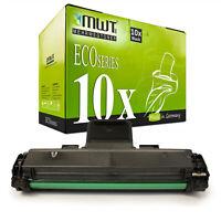 10x ECO Toner ersetzt Samsung MLT-D1082S MLT-D1082S/ELS 1082S