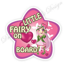 Baby on Board Child Full Color Adhesive Vinyl Sticker Window Car Bumper #071