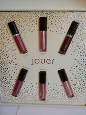 Jouer Best Of Metallics Lip Cream Collection
