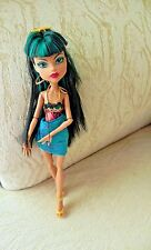Monster High Cleo De Nile Oasis Doll 10 in Tall