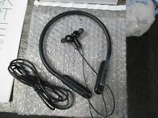 Samsung Eo-Bg950 U Flex wireless Headphone Black Tested with new rubbers
