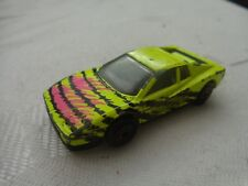 1/59 MATCHBOX - CLASSIC FERRARI TESTAROSSA YELLOW DIECAST CAR VINTAGE 1986