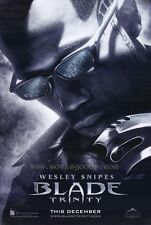 BLADE: TRINITY Movie POSTER 27x40