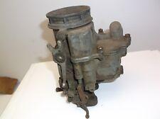 vintage Ford Holley 94 carburetor for rebuilding