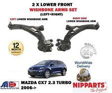für Mazda CX7 2.3 Turbo L3-VDT 2007> 2 x LINKS+RECHTS unteren Querlenker