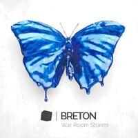 Breton - War Room Stories [New CD] Digipack Packaging