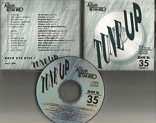 1989 PROMO CD w/ U2 Stevie Ray Vaughan W.A.S.P. Chris Isaak MR. BIG Bad English