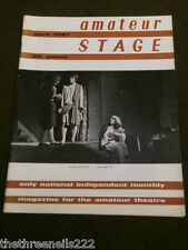 AMATEUR STAGE - 'ROCK NATIVITY' - APRIL 1981