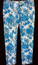 Gorgeous Floral Print Pants by Doncaster Size 6S