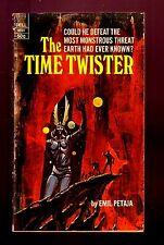THE TIME TWISTER (SIGNED by Emil Petaja/1st US/PBO/Finnish mythology)