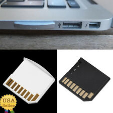 MicroSD Card Adapter Reader TF to Short SD For Mac MacBook Pro Air Up to 256G