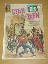 STAR TREK #23 VG+ (4.5) GOLD KEY COMICS MARCH 1974
