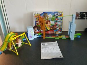 Toy Story 3 Action Links Sunnyside Playground