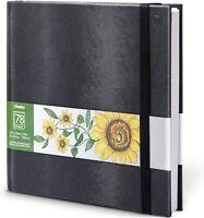 "Ohuhu Marker Pads Art Sketchbook 8.3×8.3"" 156 Pages Designed for Alcohol Markers"
