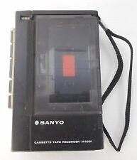 sanyo m-1001 registratore non funzionante