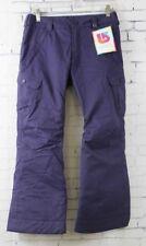 New 2014 Burton Girls Elite Cargo Snowboard Pants Medium Hesher