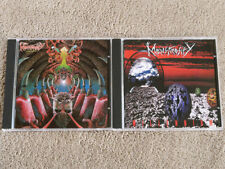 MONSTROSITY - Imperial Doom + Millennium - 2 CD SET
