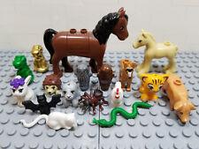 New Lego PICK YOUR ANIMAL Friends Elves Pets Farm Ranch Outdoor City Parts Bulk
