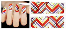 Nail Art Sticker Water Decals Transfer Stickers Patterns (DX1522)