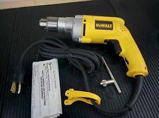 """#ah456 NEW! DEWALT DW235G 8.5A 1/2"""" Keyed Corded Drill"""