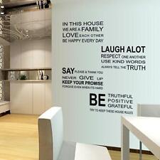 New Alphabet Wall Sticker Kids Room Decorative Vinyl Art ABC Home Decor
