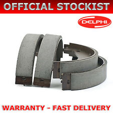 FOR MORGAN FOUR FOUR 1.6 CVH/OHV I KAT 1968-91 REAR DELPHI LOCKHEED BRAKE SHOES