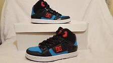 DC SHOES REBOUND CHILDRENS KIDS UK SIZE 13 US YOUTH 1 NEW UNBOXED
