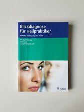 Blickdiagnose für Heilpraktiker (2010, Taschenbuch)