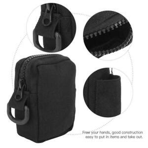 Running Waist Bag Outdoor Multifunction Nylon Waterproof Sports Handsfree Waist