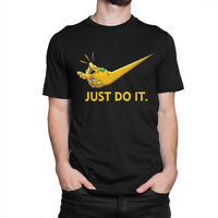 Thanos 'Just Do It' T-Shirt, Marvel Comics Avengers Tee, All Sizes