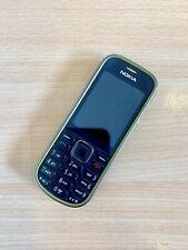 Nokia Classic 3720 Handy 📱 - Gelb - Ohne Simlock - Defekt