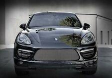 Porsche Cayenne Turbo GTS GT 3pcs  Bumper Mesh Grille Grill 2011 2012 2013 2014