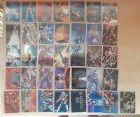 *NH* 36 Card i cavalieri dello zodiaco - stiker lamincard cards lamincard yamato