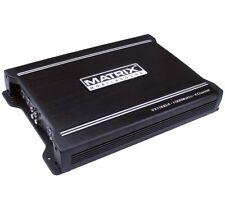 MATRIX AUDIO VX1000.4 1000 WATT CAR 4 CHANNEL AMP CAR STEREO AUDIO AMPLIFIER NEW